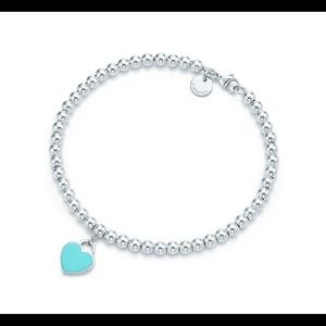 Tiffany & Co. Silver Bead Beacelet